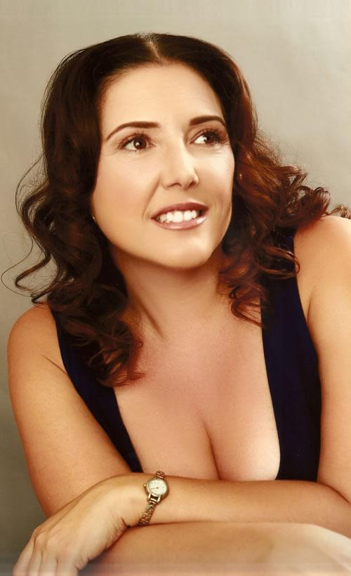 Andrea Hadhazy Female Voice Talent